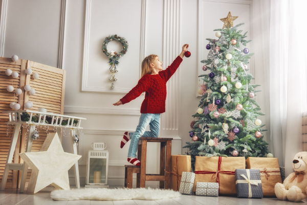 Armar arbol de navidad