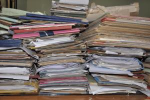 Protección para los documentos almacenados