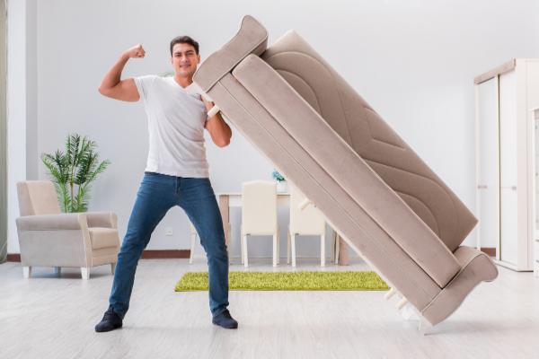 Empresa para transportar muebles