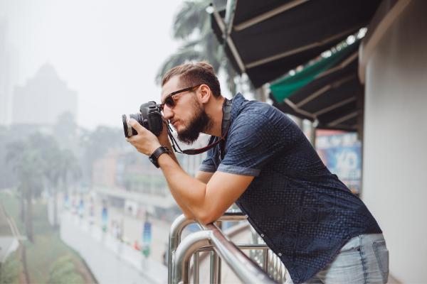 Almacenamiento para hobbies de fotografía