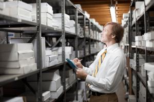 Inventario de almacenamiento