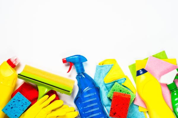 Materiales de limpieza