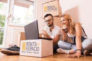 Planificar almacenamiento Renta Espacio