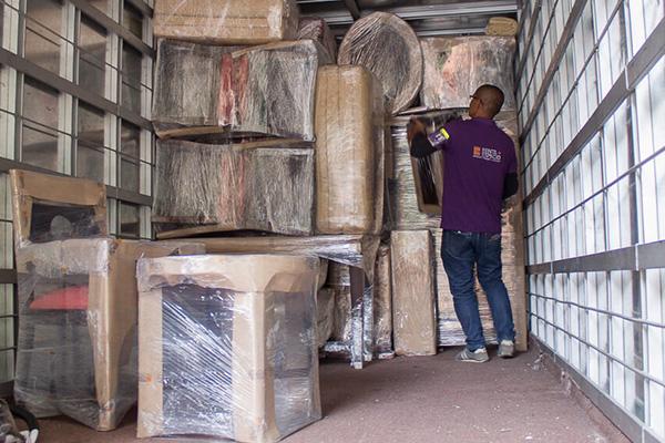 transporte de mudanzas muebles y electrodomesticos
